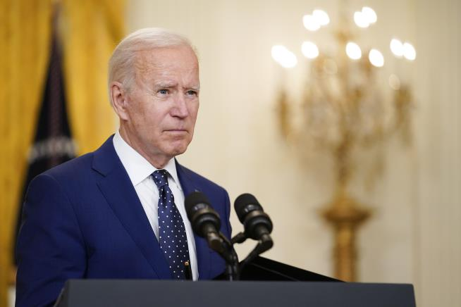 Poll: Biden at 59% Approval With Americans