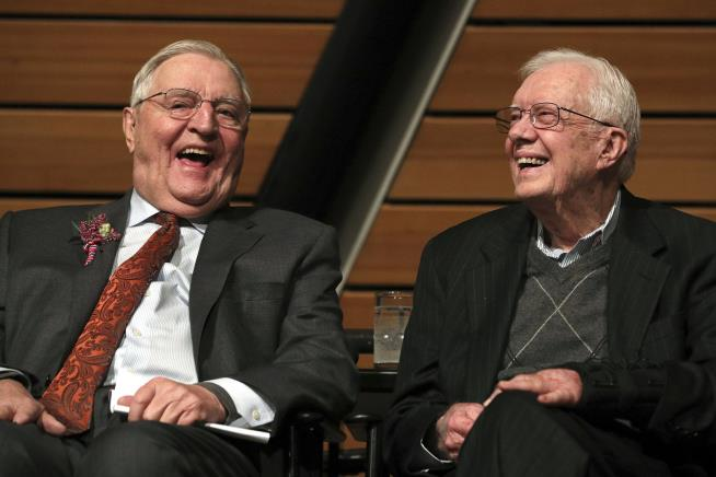Walter Mondale Turned VP From 'Figurehead' to Something More