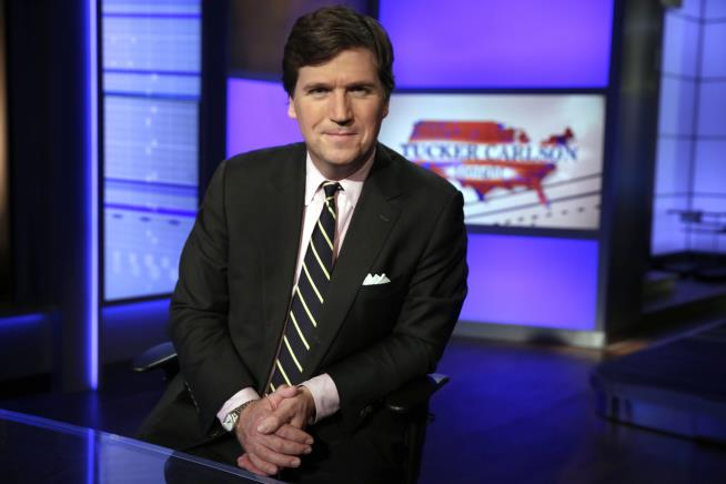 Carlson: Other Journalists Are 'Cringing Animals'