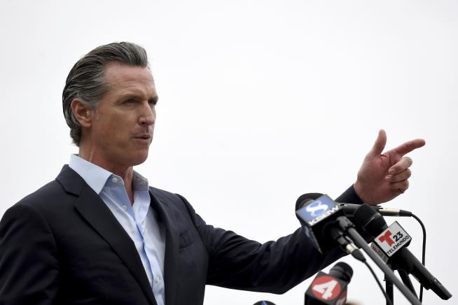 Newsom Recall Heads Toward the Ballot