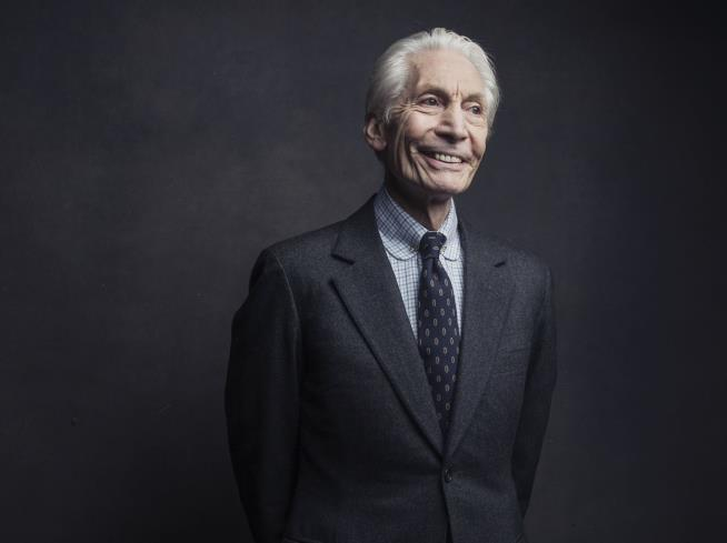 Charlie Watts, the drummer for The Rolling Stones, is dead at 80 years old