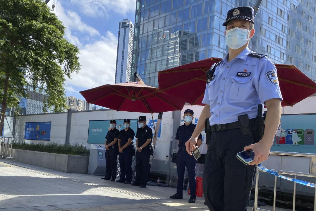 Closely Watched Deadline in China Passes in Silence