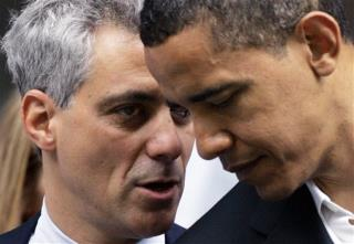 Obama Camp Likes Emanuel for Chief of Staff