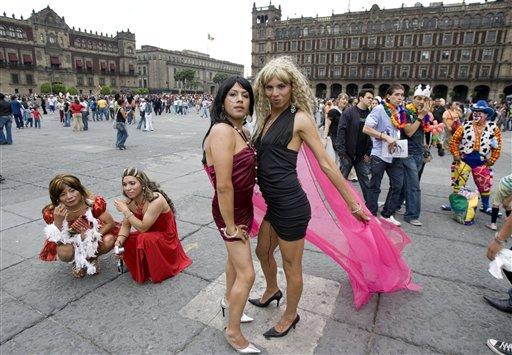 Model Hooker Mexico