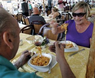 Italy Says Ciao to Pasta for a Day
