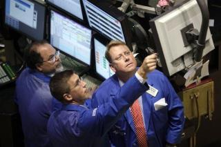 US Stocks Track Chinese Selloff; Dow Down 48