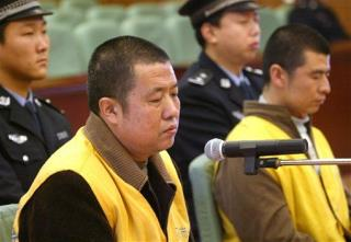 China Executes Two Over Tainted Milk