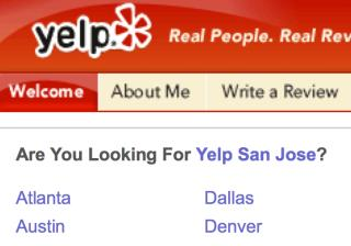 Google Near $500M Deal to Swallow Yelp