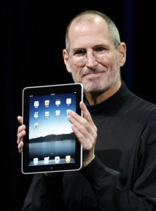 Jobs: iPad Gives You Freedom —From Porn