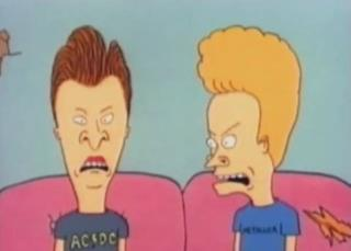 Beavis And Butthead Bs