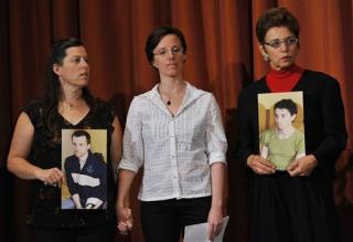 Mothers of Shane Bauer and Josh Fattal, Hikers Imprisoned in Iran, Start Hunger Strike