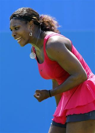 Serena Williams Wins First Match Since Illness