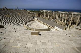 Libya's Roman Ruins, Leptis Magna, at Risk if Gadhafi Is Hiding Weapons There