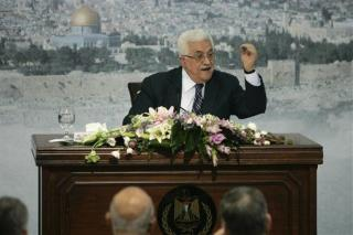 Abbas: We're Going for Statehood