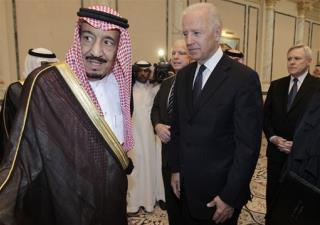 Saudi Arabia Names New Crown Prince