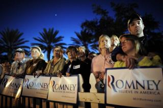 Romney Poised for Decisive Victory