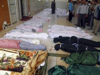Now China Condemns Syria Massacre