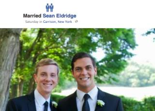Now on Facebook: Same-Sex Marriage Icons