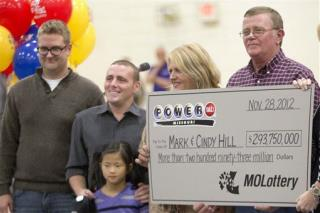 Powerball Winner: 'I Think I'm Having a Heart Attack'