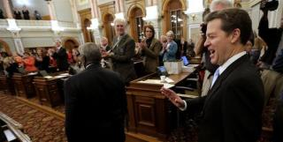 Now Kansas Looks to Ditch Its Income Tax