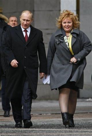 Rumor Mill Putin Has Love Child No 2