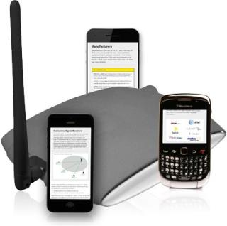 FCC Puts Kibosh on Cell Phone Signal Boosters | Newser Mobile