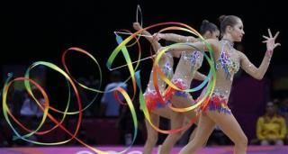 Now They're Cheating in     Rhythmic Gymnastics?