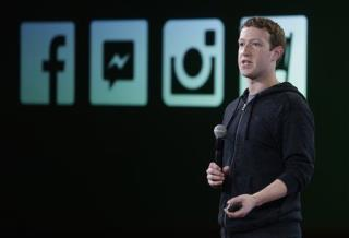 Zuckerberg on NSA: 'Government Blew It'
