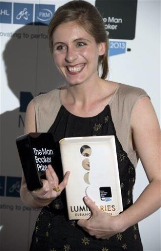 New zealand booker prize winner