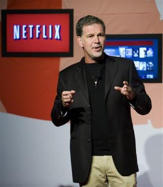 Netflix Gives Eye-Popping Raise to CEO