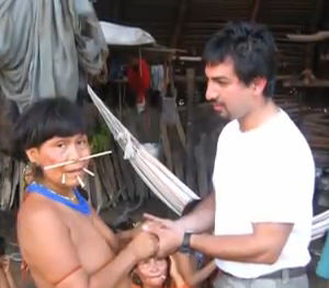 Man Finds Lost Mom Living in Amazon Tribe