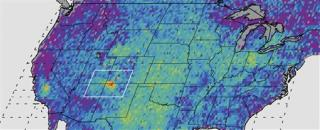 US' Worst Spot for Methane: Four Corners