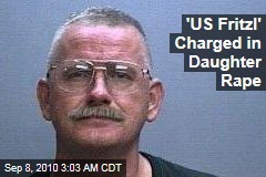 'US Fritzl' Charged in Daughter Rape