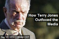 How Terry Jones Outfoxed the Media