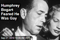 Humphrey Bogart Feared He Was Gay