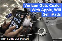 Verizon announces new iPad deal, threatening AT&T's exclusive iPhone hold