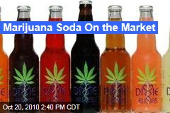 Marijuana Soda On the Market