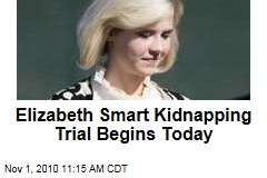 Elizabeth Smart Kidnapping Trial Begins Today