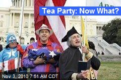 Tea Party: Now What?