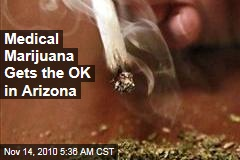 Arizona Opts for Medical Marijuana