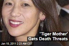 'Tiger Mother' Gets Death Threats