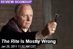 The Rite Is Mostly Wrong