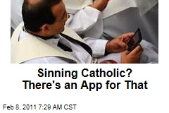 Sinning Catholic? There's an App for That