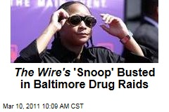 Snoop From The Wire Arrested: Felicia Pearson Nabbed in Baltimore Drug Raids