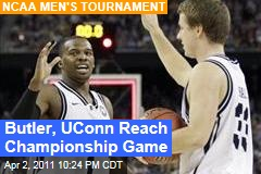Butler VCU: Bulldogs Beats Virginia Commonwealth to Reach Championship Game