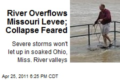 'Catastrophic Failure' of Mo. Levee Feared