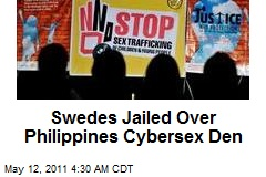 Swedes Jailed Over Philippines Cybersex Den