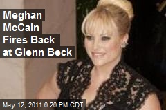 Meghan McCain Fires Back at Glenn Beck