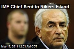 Dominique Strauss-Kahn Moved to Rikers Island