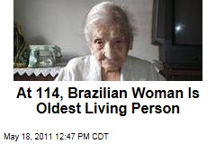 Brazilian Woman Maria Gomes Valentim is Oldest Living Person at 114